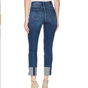 Level 99  Button Fly High Rise Jeans